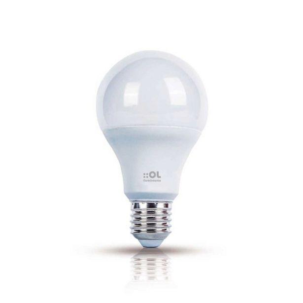 Oferta de Lâmpada LED Bulbo Luz Amarela 12W Bivolt por R$9