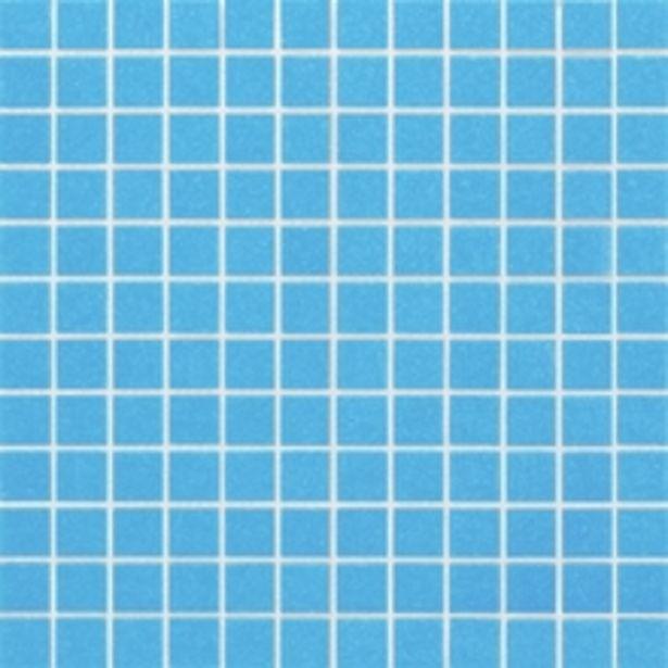 Oferta de Pastilhas De Vidro Pigmentado (azul Bebê) por R$11,9