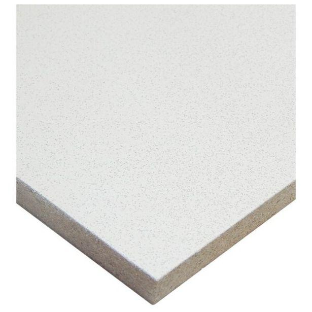 Oferta de Forro De Fibra Mineral Armstrong Ceilings Sierra Board Lay-in 1250 X 625 X 13mm por R$530,3