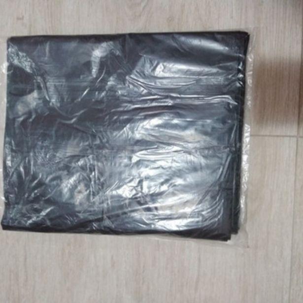 Oferta de Sacos De Lixo Preto 100 Litros (comum) Preto por R$45,6