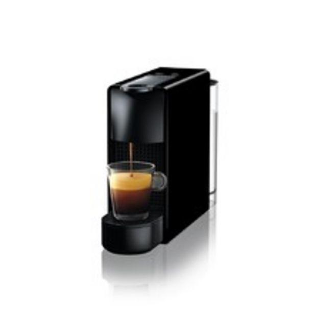 Oferta de Máquina de Café Nespresso Essenza Mini C30 Preta 220V por R$414,6