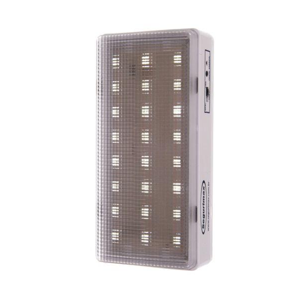 Oferta de Luminária de Emergência LED 200 Lumens Segurimax por R$40,9