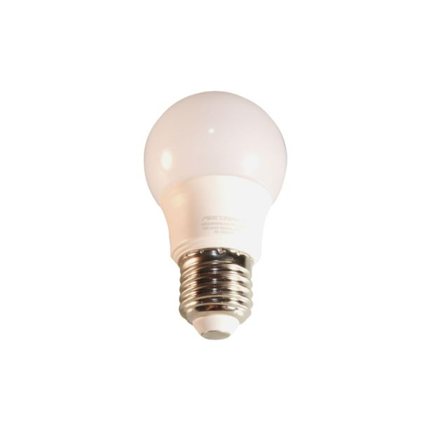 Oferta de Lâmpada LED Bulbo Luz Branca 4,9W Arcobras Bivolt por R$5