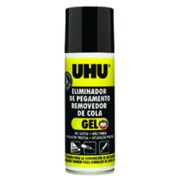Oferta de Removedor de Cola 200ml UHU por R$55,92