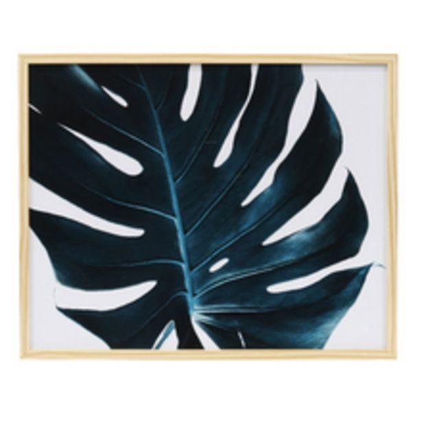Oferta de Quadro Ikigai I Verde 50x40cm Inspire por R$79,9