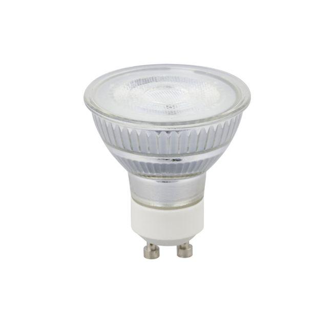 Oferta de Lâmpada LED Dicroica Luz Amarela 4W Osram Bivolt por R$19