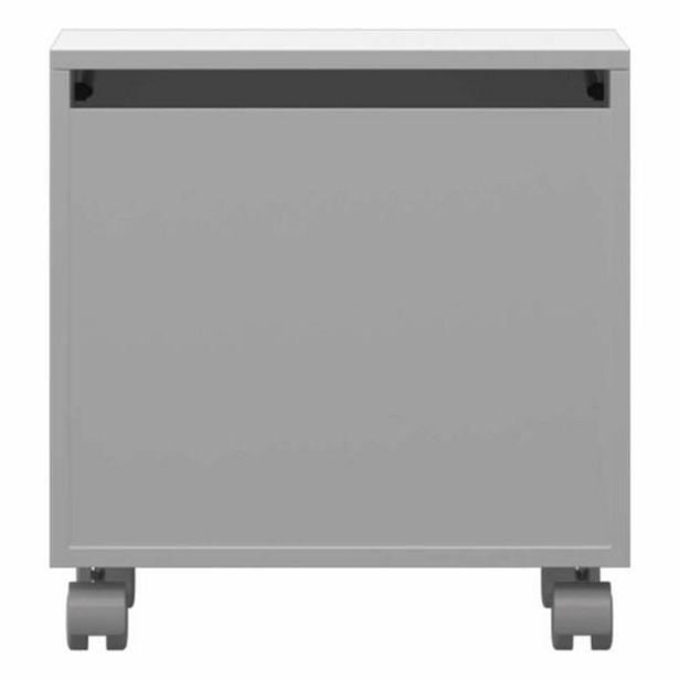 Oferta de Bau Multiuso P - Branco - Primolar por R$289,8