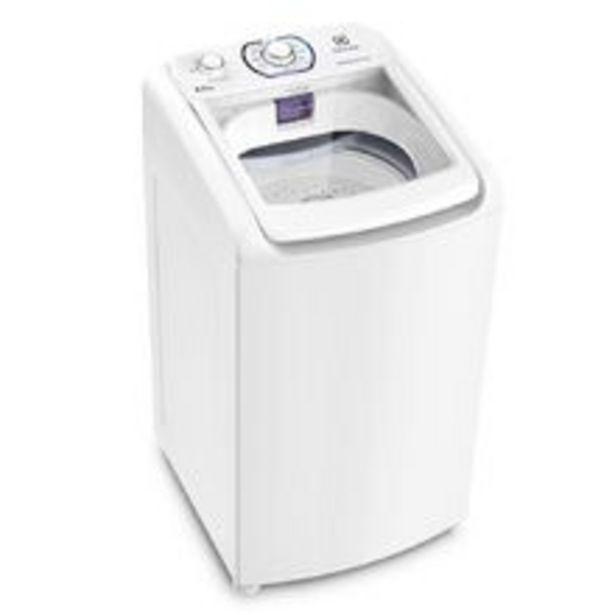 Oferta de Máquina De Lavar Essencial Care Electrolux 8,5kg Branca 110v Les09 por R$1099