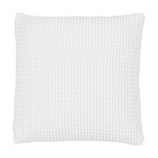 Oferta de Almofada Mety Branco 45x45cm Inspire por R$39,9