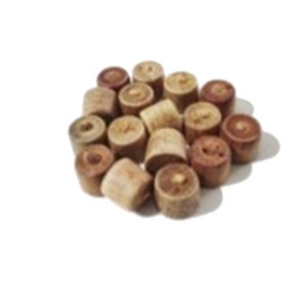 Oferta de Cavilha de Madeira Oxnard por R$8,9