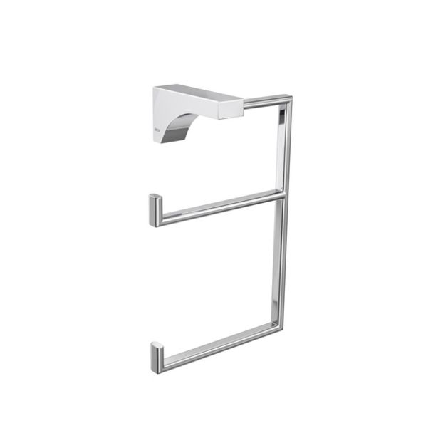 Oferta de Porta Papel Higiênico Metal Duplo Liv Deca por R$338,9