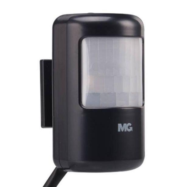 Oferta de Sensor De Presença Interno Para Lâmpadas Com Fotocélula Margirius Preto por R$45,5