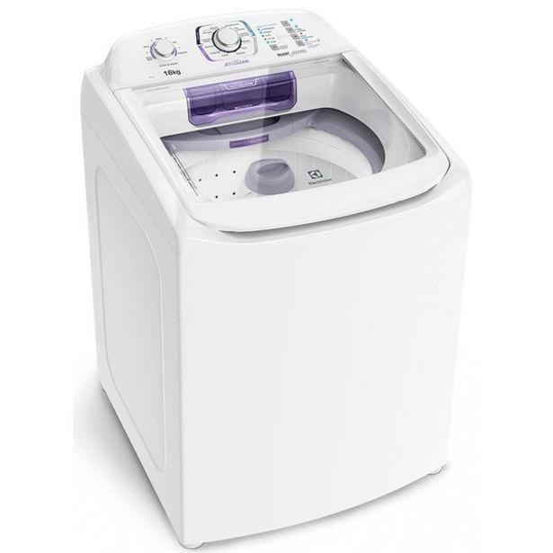 Oferta de Máquina de Lavar Eletrolux 16 kg 127(110)V por R$1798