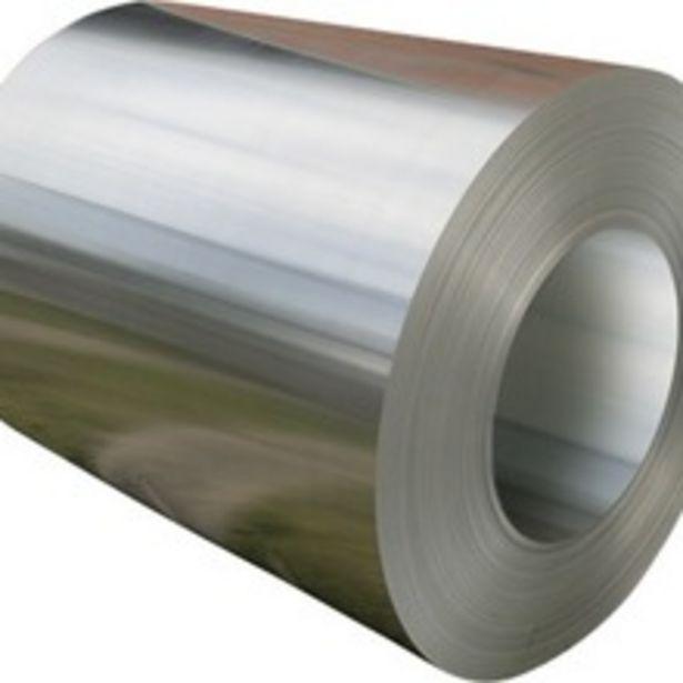 Oferta de Aluminio Liso Em Bobina 1200 H14 0,50 X 1000mm - 15m2 - Terac por R$927,88