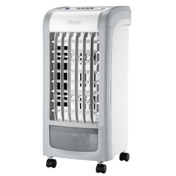 Oferta de Climatizador De Ar Cadence Climatize Compact 302 Frio 127v por R$319