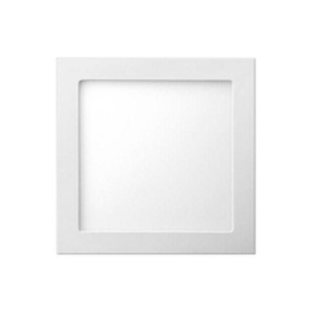 Oferta de Painel de LED de Embutir ou Sobrepor 22W Luz Amarela, Branca e Neutra 29,5x29,5cm 3 Estágios Inspire por R$69,9
