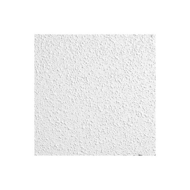 Oferta de Forro De Fibra Mineral Armstrong Ceilings Georgian Tegular Branco 625 X 625 X 15mm por R$282,28