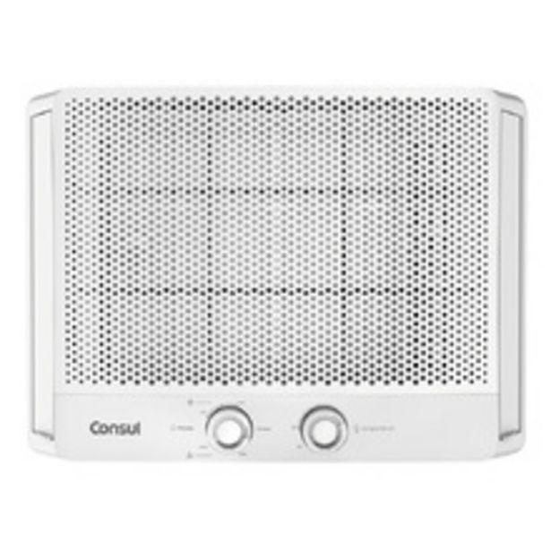 Oferta de Ar Condicionado Janela 12000 Btus Consul Frio Com Design Moderno 110v por R$1679
