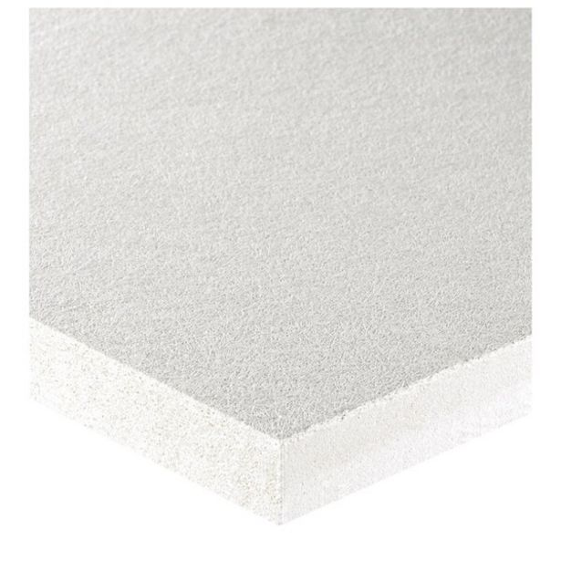 Oferta de Forro De Fibra Mineral Armstrong Ceilings Bioguard Acoustic 625 X 625 X 17mm por R$613,83