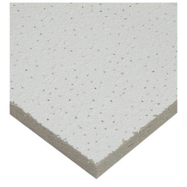 Oferta de Forro De Fibra Mineral Armstrong Ceilings Georgian Lay-in Branco 1250 X 625 X 15mm por R$365,94