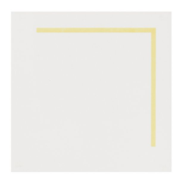 Oferta de Revestimento Decorativo Novita GNT Amarelo Gabriella por R$13,9