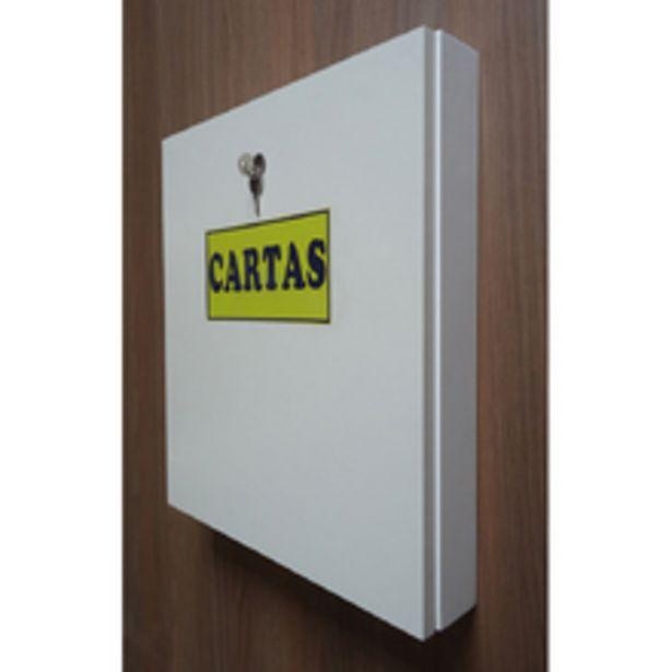Oferta de Caixa De Correio Para Cartas E Correspondências De Parede Condomínios E Residências por R$158