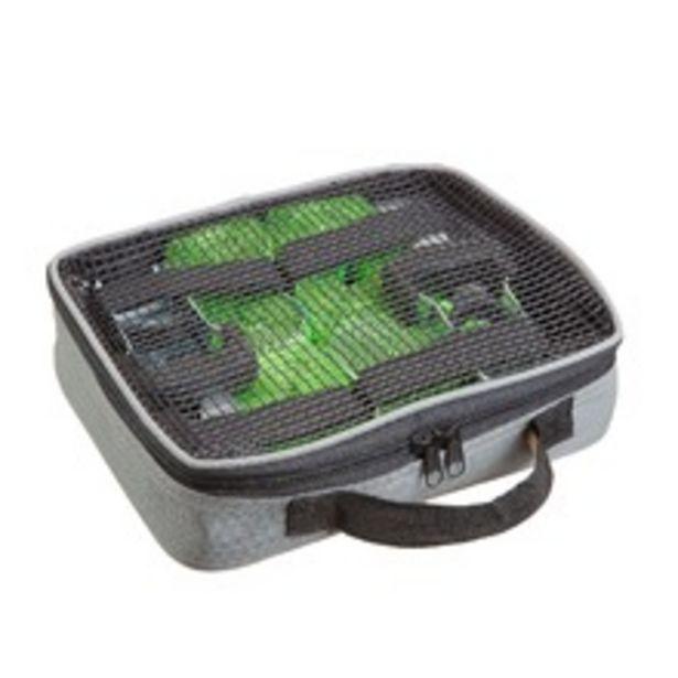 Oferta de Kit Cinta Elevação com Catraca Poliéster Verde 5mx25mm até 400kg Standers por R$130,99