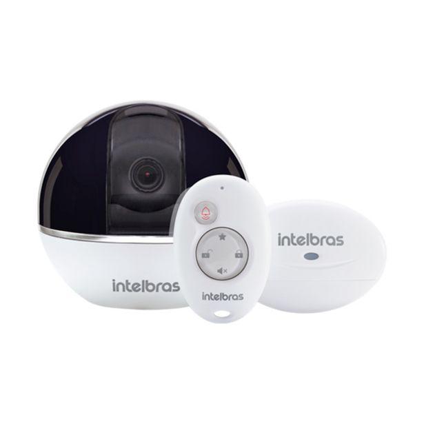 Oferta de Kit Câmera com Alarme IC7s Intelbras por R$943,9