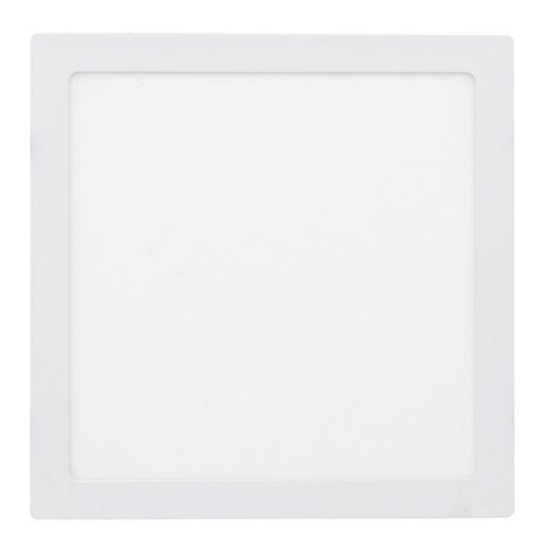 Oferta de Painel de LED de Embutir 24W Luz Branca 29,5x29,5cm LLUM Bronzearte por R$65,11
