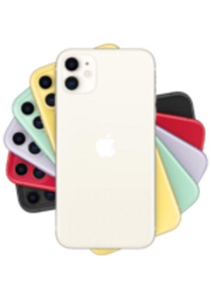 Oferta de IPhone 11, Branco, 64GB, Tela HD 6,1, Câm. 12MP por R$4299