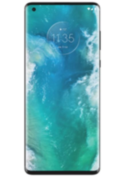Oferta de Smartphone Motorola Edge, Preto, 128GB, Tela 6.7, Cam. Tripla por R$3199