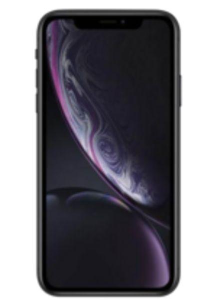 Oferta de IPhone XR, Preto, 64GB, Tela LCD 6,1, Câm. 12MP por R$3699