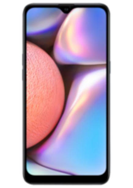 Oferta de Samsung Galaxy A10s, Preto, 32GB, Tela 6.2, Câm. 15MP por R$1049