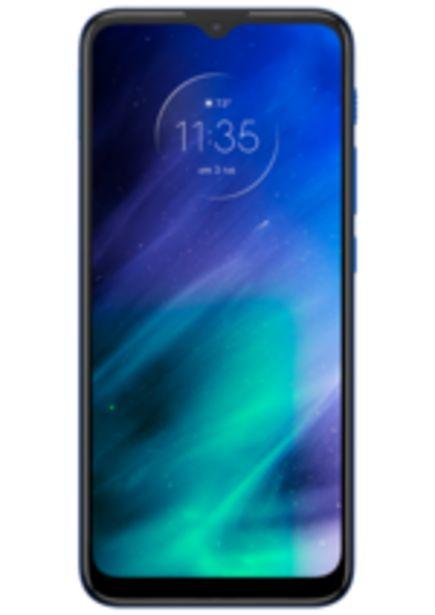 Oferta de Smartphone Motorola One Fusion, Azul, 128GB, Tela 6.5, Câm 48MP por R$1349
