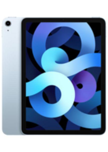 Oferta de Apple iPad Air Wi-Fi + Cellular, 256GB, Azul-céu por R$7599