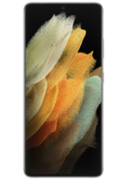 Oferta de Lançamento Samsung Galaxy S21 Ultra 5G, Prata, 256GB, Tela 6.8, Câm. 108MP por R$6849