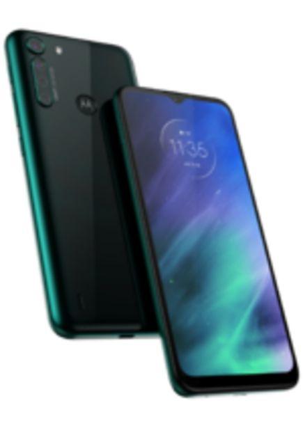 Oferta de Smartphone Motorola One Fusion, Verde, 128GB, Tela 6.5, Câm 48MP por R$1349
