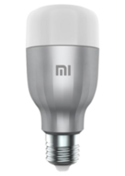 Oferta de Xiaomi,Smart Lâmpada Mi Led, LED 10W, Ajuste de intensidade por R$99