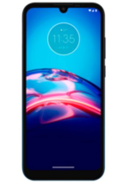 Oferta de Smartphone Motorola moto E6s Azul, 32GB, Tela 6,1, Câm. 13MP por R$849
