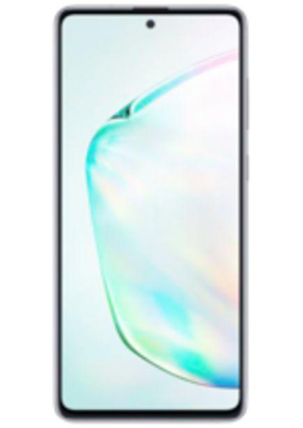 Oferta de Samsung Galaxy Note10 Lite, Azul, 128GB, Tela 6.7, Câm. Tripla 12MP por R$2249