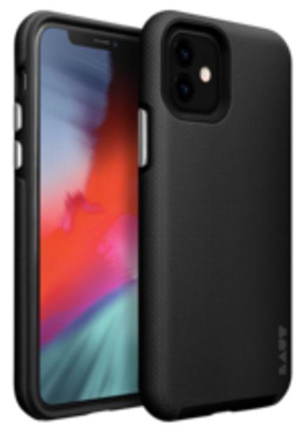 Oferta de Capa para iPhone 11 Shield,  Preta - LAUT por R$99