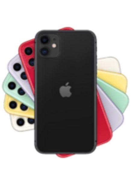 Oferta de IPhone 11, Preto, 64GB, Tela HD 6,1, Câm. 12MP por R$4299