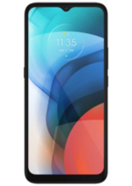 Oferta de Smartphone Motorola Moto E7, Cinza, 64GB, Tela 6.5, Câm. 48MP por R$849