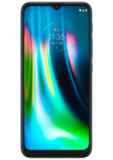 Oferta de Smartphone Motorola Moto G9 Play, Verde, 64GB,Tela 6.5 HD, Câmera 48MP por R$1339