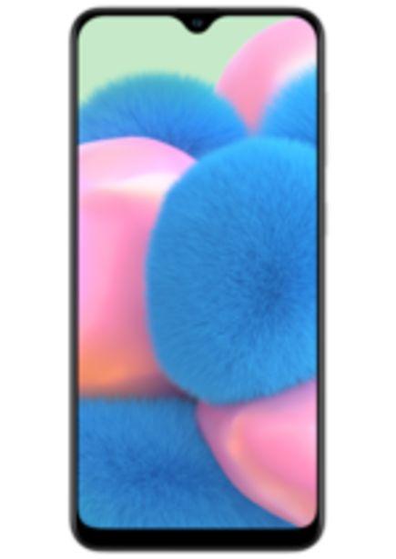 Oferta de Samsung Galaxy A30s, Branco, 64GB, Tela 6.4, Câm. 25MP por R$899