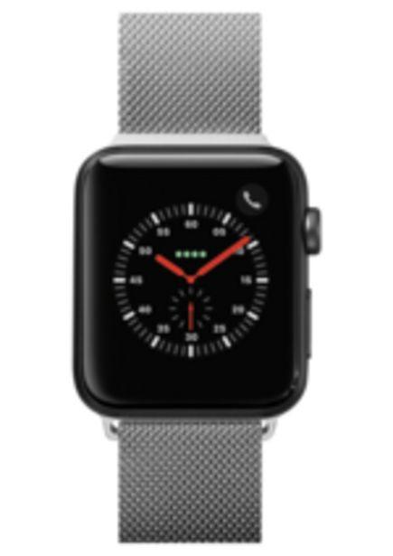 Oferta de Pulseira para Apple Watch 38/40 mm Steel em Aço Inoxidável - Cinza - Laut por R$199