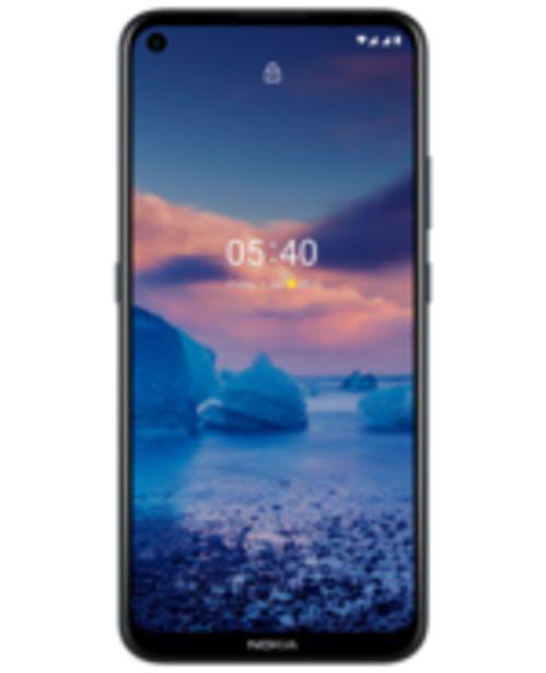 Oferta de Nokia 5.4, Azul, 128GB, Tela 6.8, Câm 48MP por R$1369