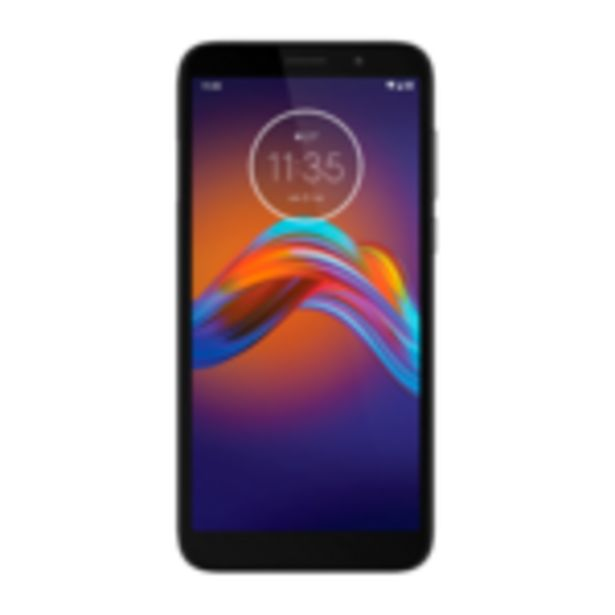 Oferta de Smartphone Motorola moto E6 Play, Cinza, 32GB, Tela 5.5, Câm 13MP por R$799