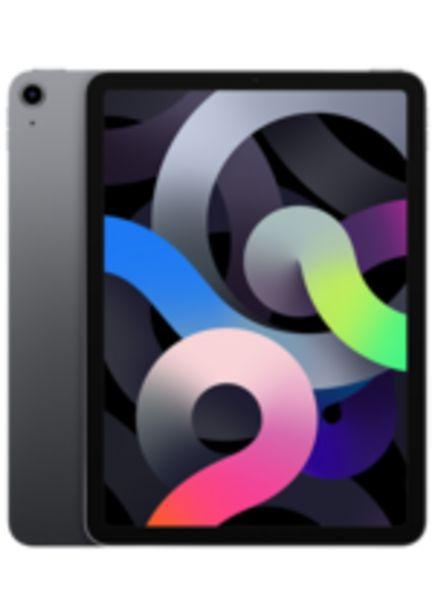 Oferta de Apple iPad Air Wi-Fi + Cellular, 256GB, Cinza-espacial por R$7599