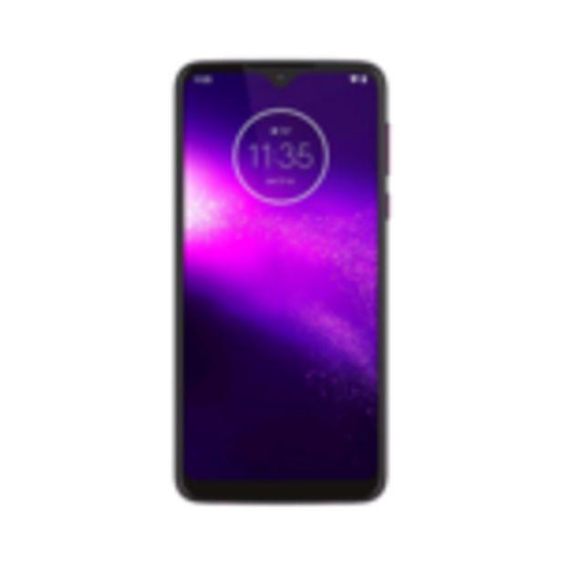 Oferta de Smartphone motorolaone Macro, Violeta, 64GB, Tela 6.2HD+, Câm.13MP por R$1199